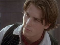 Christian Bale in Newsies. Let us seize the day together!