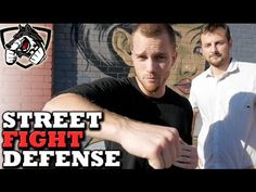 Most Common Street Fight Move & How to Defend Against It                                                                                                                                                                                 More