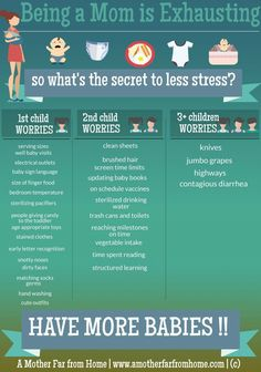 Being a mom is exhausting. Heres the secret to less stress as a mom