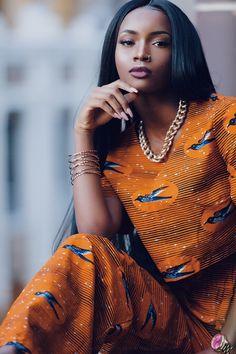 BLACK FASHION - Aïssata, 23, NYC Model IG/twitter:...
