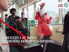 Parisian transport against anti-social behaviour