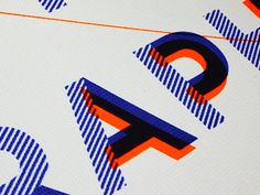 Galerie - Atelier Fwells | Sérigraphie d'art Paris - typo - typographie - font