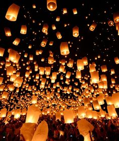 RiSE Lantern Festival Lights Up the Las Vegas Sky for the First Time on October 18