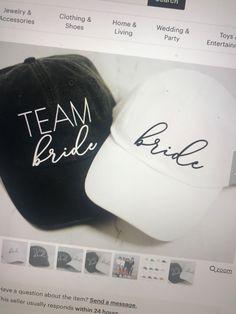 Bride hat Home Wedding, Wedding Dreams, Wedding Stuff, Dream Wedding, Wedding Day, Lemon Jello, Bachelorette Ideas, Team Bride, Party Hats