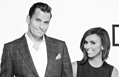 Bill and Giuliana Rancic Award-Winning TV Personalities and co-hosts of Leadercast 2015