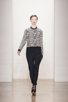 Peter Som, Fall/Winter 2013 Collection