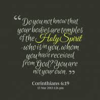 holy spirit quotes -