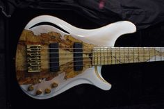 Maybe the one Brubaker custom bass that we get the most inquiries about.