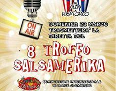 8° trofeo salsamerika - 23 Marzo 2014