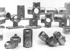 Key Clamp Fittings - IPM Fittings - The UK's Premier Supplier of Key Clamps, Handrail Systems and Tubular Fittings.