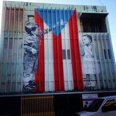 Graffiti in Puerto Rico #graffiti #streetart #caribbean
