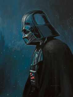 "tiefighters: "" Dark Lord of the Sith Art by Bryan David Snuffer Darth Vader Tattoo, Darth Vader Artwork, Star Wars Episode 2, Star Wars Pictures, Star Wars Images, Star Wars Fan Art, Anakin Vader, Anakin Skywalker, Star Wars Painting"