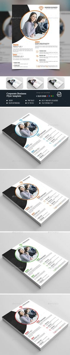 Real State Flyer Real Estate Flyers Business Flyer Templates And