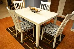 Seat Pads for Kitchen Chairs: What and How to Choose?