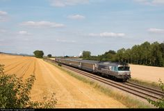 RailPictures.Net Photo: UNKNOWN SNCF CC72000 at HERME, France by joe briand