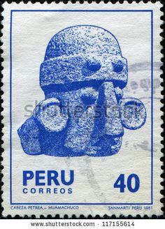 Peru Stamp 1981