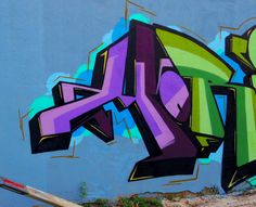 #Graffiti #Lettering Detail