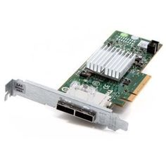 Dell SAS External Dual Ports PCI-E 6GB/S Host Bus Server Adapter 12DNW 342-0910