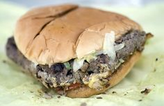 Image result for ugly cheeseburger