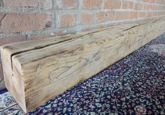 dark cedar fireplace mantel or barn beam mantle shelf 67 x 10 x