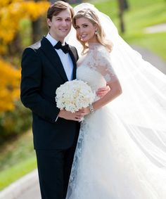 13 Times Ivanka Trump and Jared Kushner Were a *Picture Perfect* Couple