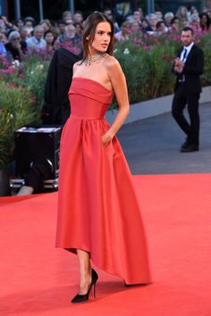 See all of the best looks from the Venice Film Festival.
