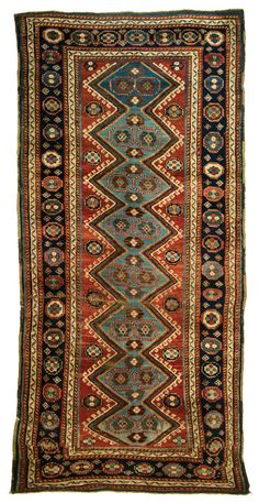 Lot 37B: Shiraz Oriental Area Rug