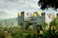 National Museum of Memory | Bogotá | Colombia | Future Projects 2016 | WAN Awards