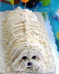 Rupert's Birthday Cake