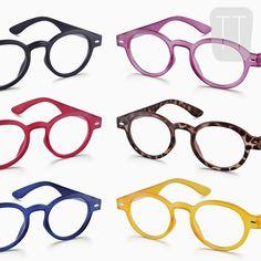 a7ff38f1ff3  16.29 AUD - Funky Retro Round Rimmed Reading Glasses - Black