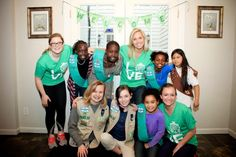 Kappa Delta provided $50,000 in college scholarships for the recipients of the Girl Scouts National Young Women of Distinction award, the highest honor in Girl Scouting. Kappa Delta has been a proud partner of the Girl Scouts of the USA since 1998.