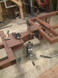 Articulating Tractor/FEL - From Scratch - Machine Builders Network