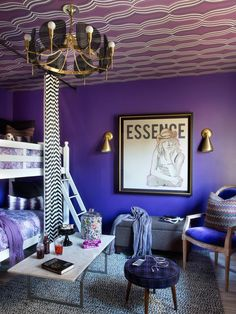 Color, Emphasized in Tween Girl Bedroom Ideas from HGTV
