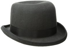 Scala Men s Wool Felt Derby Hat at Amazon Men s Clothing store  e54e971c147d