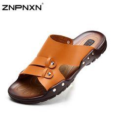 $14.99 (Buy here: https://alitems.com/g/1e8d114494ebda23ff8b16525dc3e8/?i=5&ulp=https%3A%2F%2Fwww.aliexpress.com%2Fitem%2FNew-2016-Summer-Sandals-Men-Fashion-Brand-Men-Flip-Flops-Flat-Sandals-Mens-Beach-Slippers-Shoes%2F1000001237740.html ) New 2016 Summer Sandals Men Fashion Brand Men Flip Flops Flat Sandals Mens Beach Slippers Shoes Size 39-44 for just $14.99