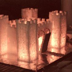 Sugar Cube Castles   Kim Hayhurst