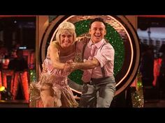 Kellie & Kevin Show Dance to 'Ding Dong Daddy of the D Car Line' - Strictly Come Dancing: 2015 - Show Dance - Final.