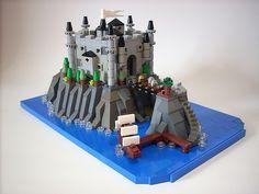 LEGO Express — LEGO micro castle