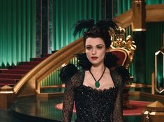 Rachel Weisz as Evanora in Oz The Great and Powerful