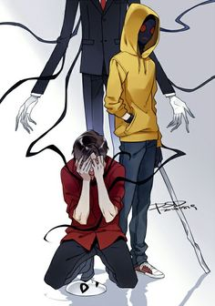 The Marble Hornets by PSlendy on deviantart