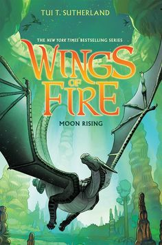 Wings of Fire Book Six: Moon Rising hasn't even come out as electronic read.