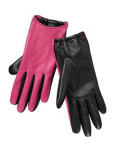Leather gloves | Gap