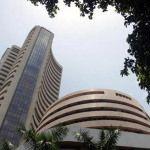 Sensex closes flat; bank, oil and gas stocks fall