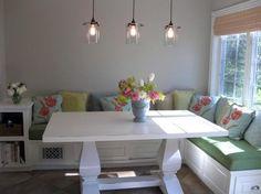 Die 54 Besten Bilder Von Sitzecke Kuche Dinning Table Wooden