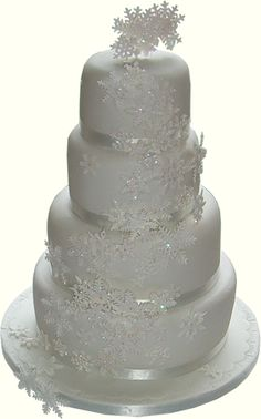 Google Image Result for http://www.kimboscakes.co.uk/wp-content/uploads/2010/12/snowflake-wedding-cake-2.png