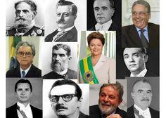 BLOG DO IRINEU MESSIAS: Só 11 presidentes que o país elegeu terminaram o m...