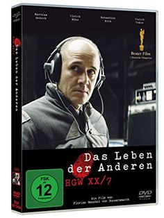 Opzoekwerk DVD/Blu-Ray Cover: Das Leben Der Anderen