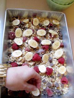 Gluten-free Baked Oatmeal Casserole | KeepRecipes: Your Universal Recipe Box
