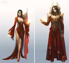 Aion New Costumes And Armor Sets Revealed Inspiration Drawing, Character Design Inspiration, Style Inspiration, Fantasy Women, Fantasy Girl, Armor Concept, Concept Art, Fantasy Characters, Female Characters