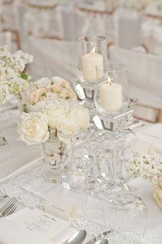 Inspiration mariage de luxe la décoration